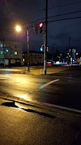 20190415外の様子夜のはじめ頃