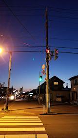 20190416外の様子夕方2