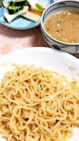 20190519お昼ご飯つけ麺1