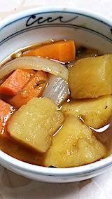 20190531晩ご飯カレースープ