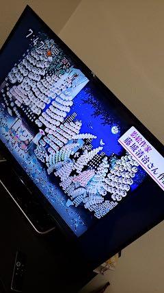 20190827NHKテレビ藤城氏影絵1