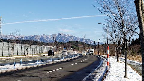 20191209外の様子昼過ぎ太平山2