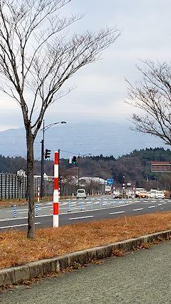 20191211外の様子昼前太平山
