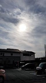 2020011外の様子昼過ぎ薄曇りの中木漏れ日漏れる1