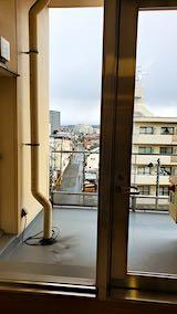 20200131外の様子昼過ぎ建物からの眺め
