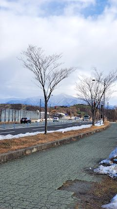 20200219外の様子昼前太平山2