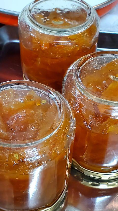 20200219橙のマーマレード作り3