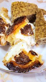 20200405デザート蒸しパンとケーキ