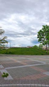 20200519速歩へ向かった公園内と南西の空