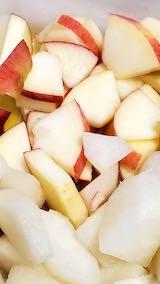 20201012デザートリンゴ