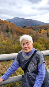 20201111旭川ダムより太平山を望む3