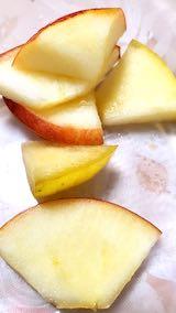 20201111デザートリンゴ
