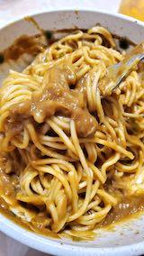20201111お昼ご飯カレースパゲティー