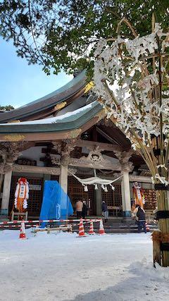 20210131三吉神社へ参拝2