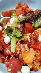 20210827お昼ご飯トルコ風サラダ