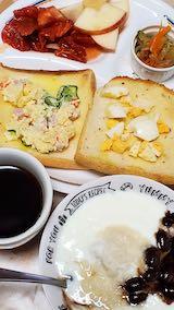 20210830朝ご飯
