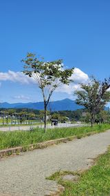 20210906外の様子昼前太平山