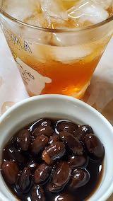 20210908晩ご飯黒豆の煮豆
