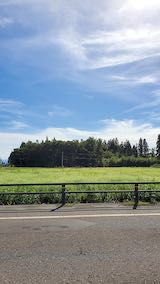 20210913喜多方市郊外のそば畑