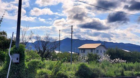 20210916会津の風景明神ケ岳