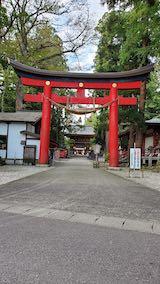 20210916伊佐須美神社大鳥居