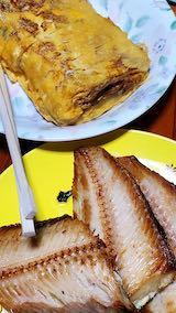 20210916晩ご飯玉子と焼き魚