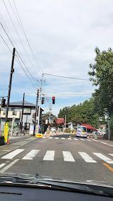 20210917会津を出発伊佐須美神社前1